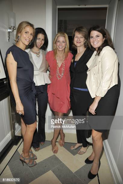 Cristina Greeven Cuomo Amanda Ross Candace Bushnell Susan Forristal and Mary Ann Wolf attend Book Party hosted by Anne and Jay McInerney Celebrating...