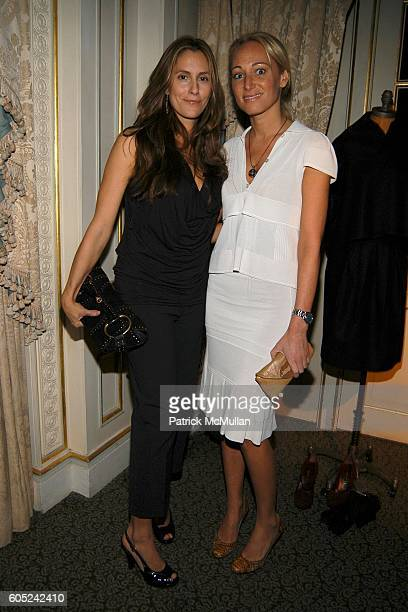 Cristina Greeven Cuomo and Alex Kramer attend Twentieth Century Fox presents THE DEVIL WEARS PRADA Dinner and Private Auction hosted by the St. Regis...