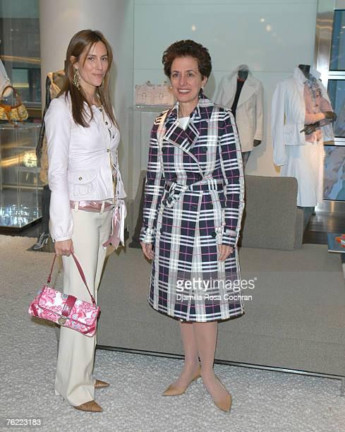 Cristina Greeven Cuomo and Rosemary Bravo