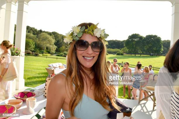 Cristina Greeven Cuomo attends Anne Hearst McInerney and Jay McInerney's celebration of Amanda Hearst and Hassan Pierre's Maison de Mode at a Private...