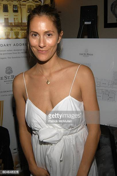 Cristina Greeven Cuomo attends Dinner and Cocktail Party Following a Special Screening of 20th Century Fox's The Devil Wears Prada at Savannah's on...