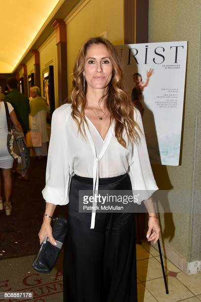 "Cristina Greeven Cuomo attends The Hamptons Premiere of ""Blind"" - Arrivals at UA Southampton Cinemas on July 2, 2017 in Southampton, New York."