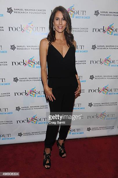 Cristina Greeven Cuomo attends the 'Samuel Waxman Cancer Research Foundation Presents Collaborating For A Cure 18th Annual Benefit Dinner Auction' on...