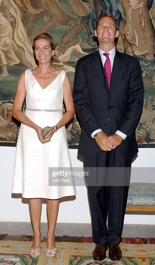 Spanish Royals attend the Traditional Summer Holidays End Dinner