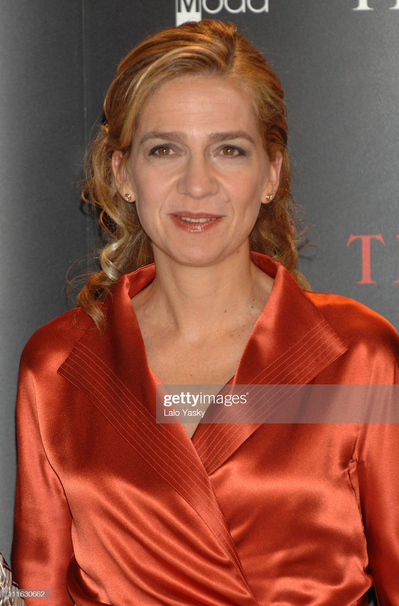 Telva Magazine Fashion Awards - Madrid October 23, 2006 : News Photo