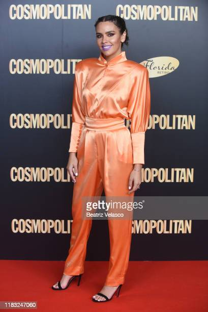 Cristina Pedroche attends Cosmopolitan Awards 2019 on October 24 2019 in Madrid Spain