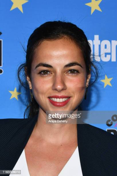 Cristina Rodlo at the Entertainment Weekly ComicCon Celebration at Float at Hard Rock Hotel San Diego on July 20 2019 in San Diego California