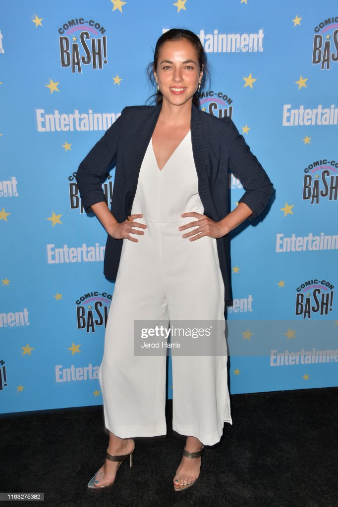 Entertainment Weekly Comic-Con Celebration - Arrivals : News Photo