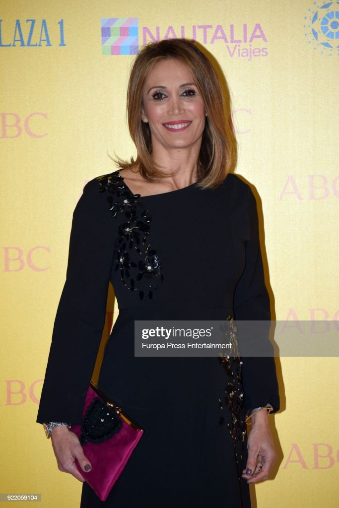 Cristina Sanchez attends the 'Premio Taurino ABC' awards at the ABC Library on February 20, 2018 in Madrid, Spain.