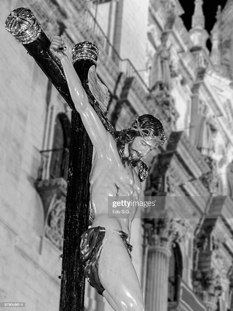 Cristo De La Vera Cruz Stock Photo Getty Images