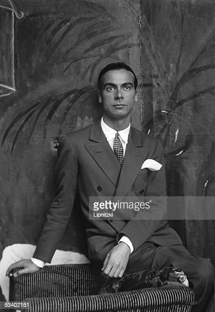 Cristobal Balenciaga Spanish couturier France on 1927