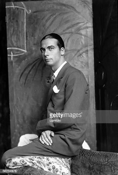 Cristobal Balenciaga Spanish couturier in 1927