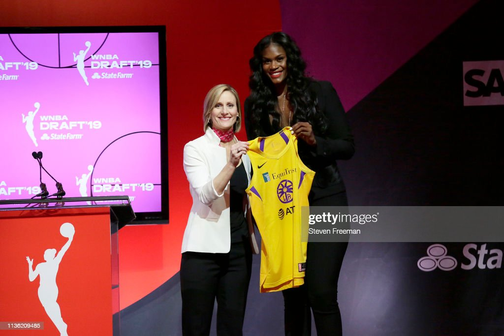 WNBA Draft 2019 : News Photo