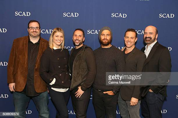 TV Critic Alan Sepinwall Actress Ivana Milicevic Writer and Executive Producer Adam Targum Actor Antony Starr Actor Matthew Rauch and Actor Matt...