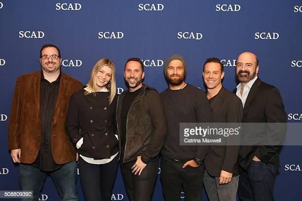 TV Critic Alan Sepinwall Actress Ivana Milicevic Writer and Executive Producer Adam Targum Actor Antony Starr Actor Matthew Rauch and Actor Matt...