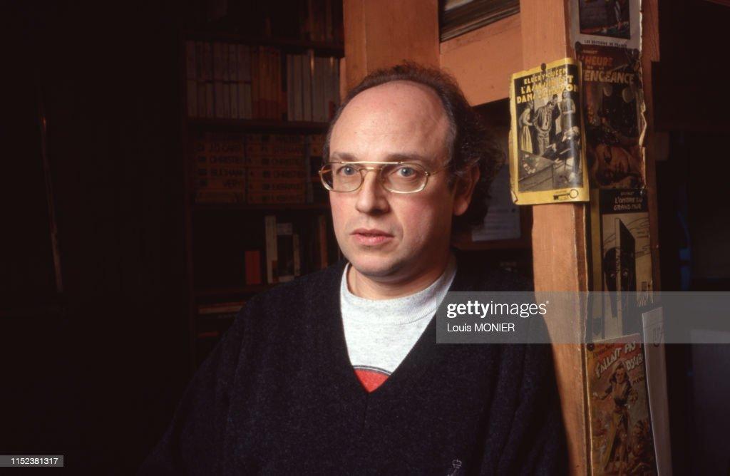 Portrait de Stéphane Bourgoin en 1997 : News Photo