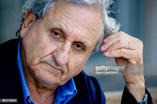 L'écrivain israélien Avraham Yehoshua à Haifa le 20 septembre 2005 Israël