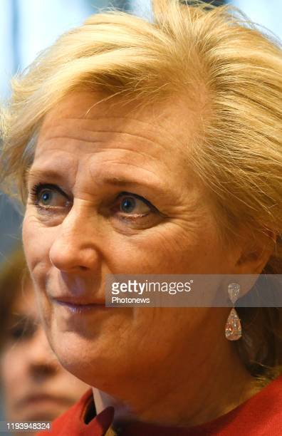 Cérémonie de remise du Prix Generet pour les maladies rares - Uitreiking van de Prijs Generet voor zeldzame ziekten ** Prinses Astrid Brussels pict....