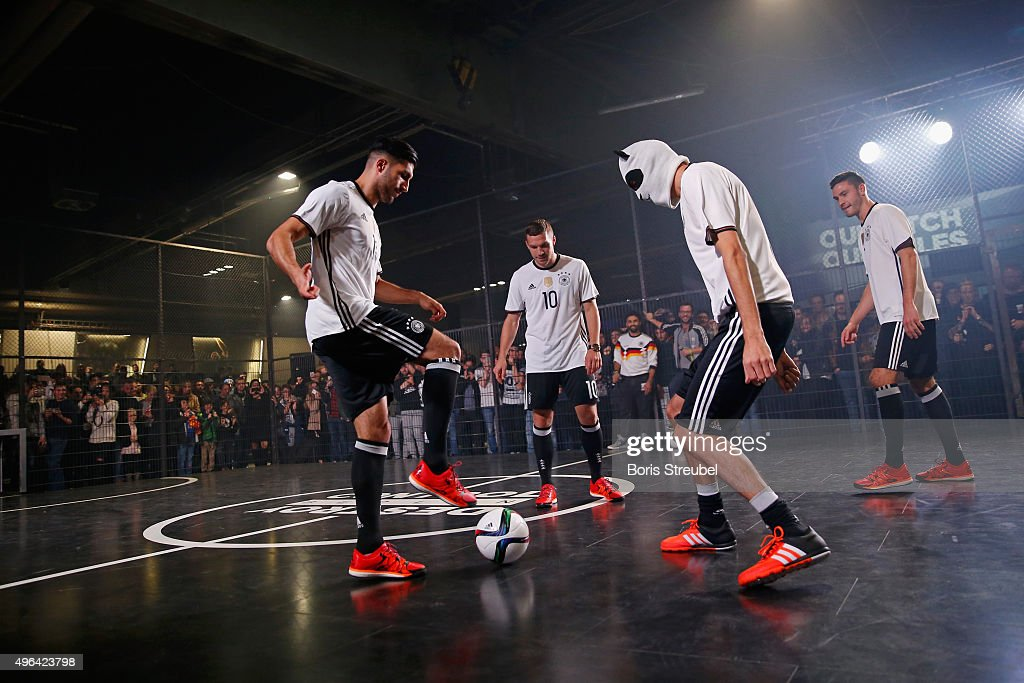 'Die Mannschaft' UEFA Euro 2016 Kit Presentation With Cro