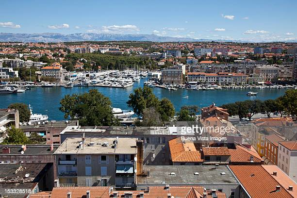 Croatia, Adriatic Coast, Zadar.