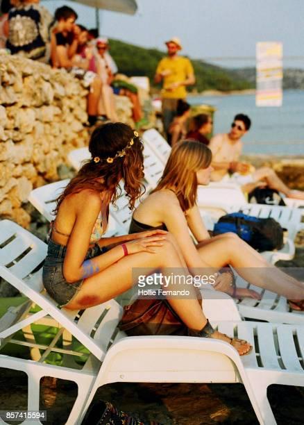 Croatia Beach Scene