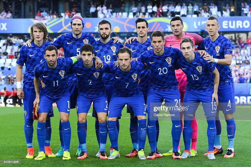 Croatia v Spain - Group D: UEFA Euro 2016 : News Photo