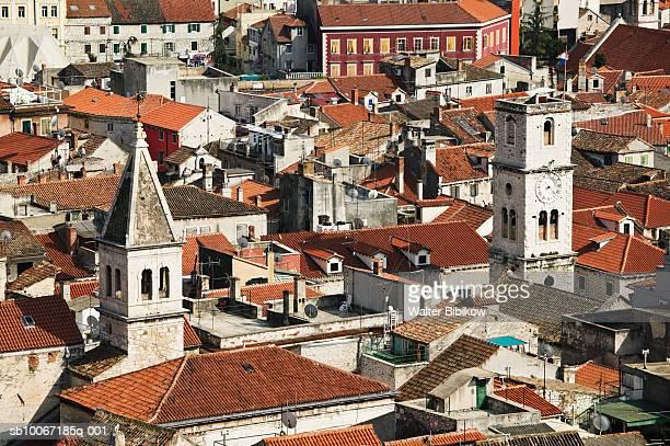 Croatia, Sibenik, St. Ana Fortress