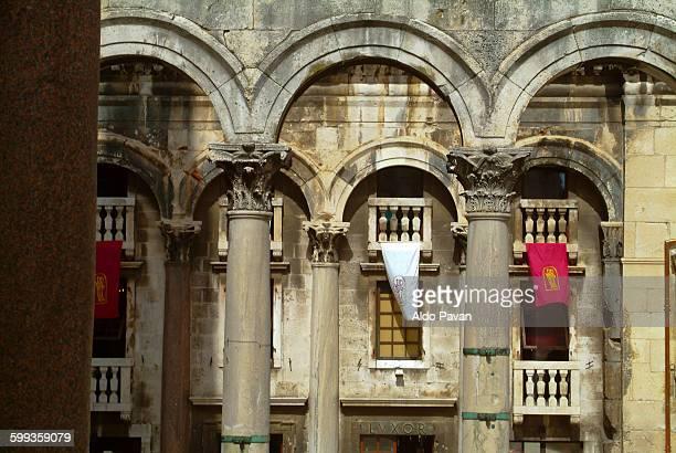 Croatia, Split, old town