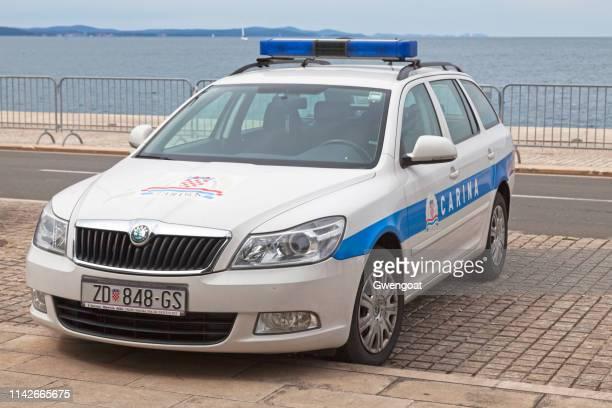 Croatian customs car
