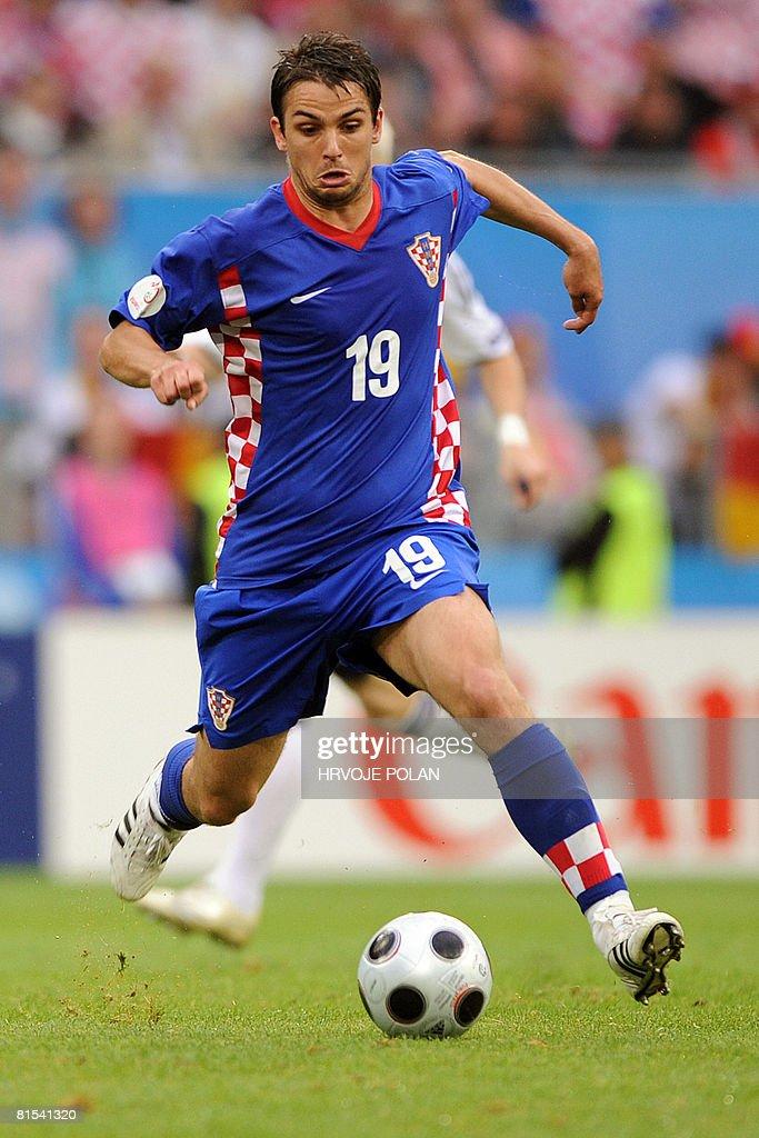 Croatia v Germany - Group B Euro2008