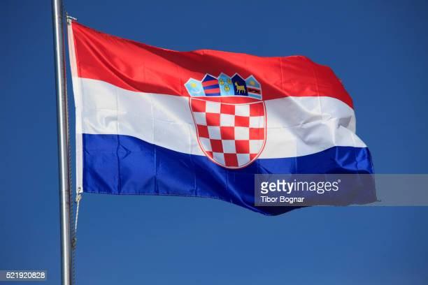 Croatian national flag