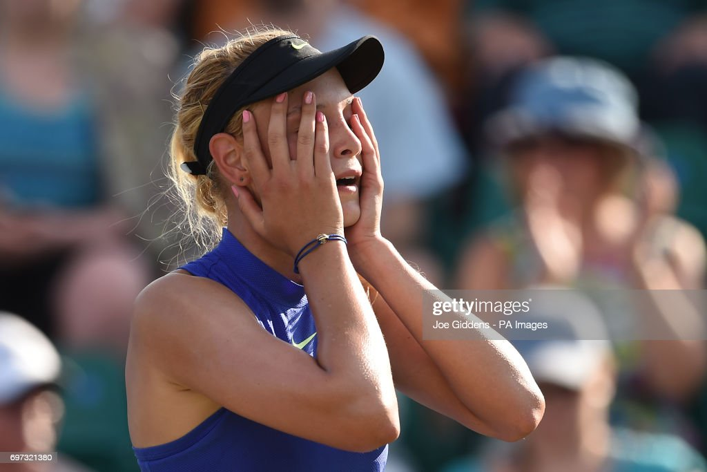 AEGON Open Nottingham - Day Seven - Nottingham Tennis Centre : News Photo