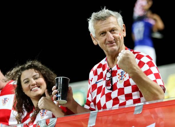 UNS: Cyprus v Croatia - 2022 FIFA World Cup Qualifier