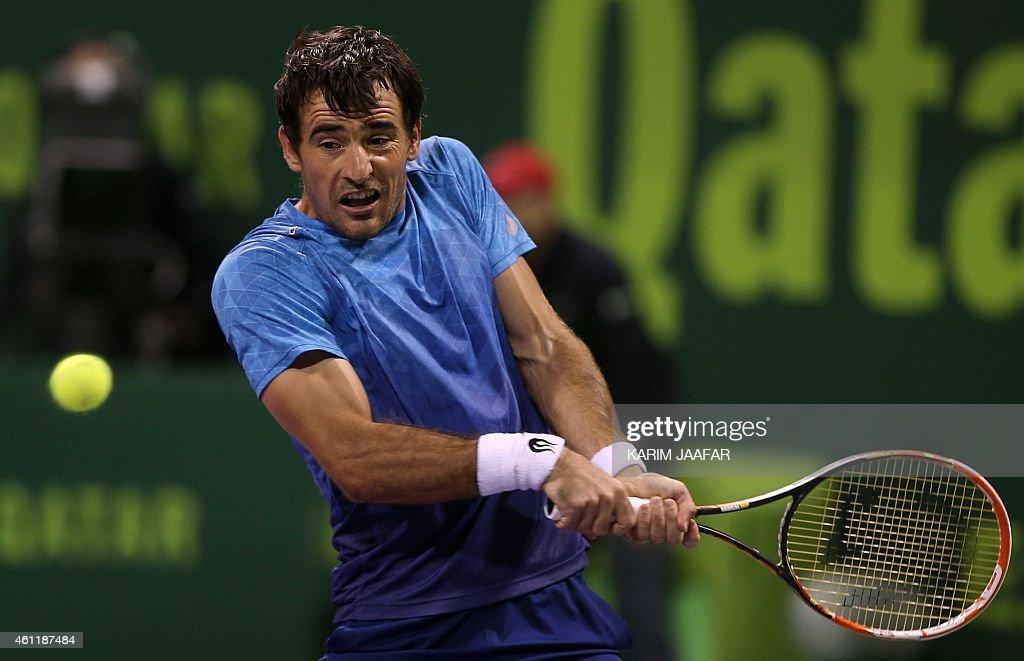 TENNIS-QAT-ATP : News Photo