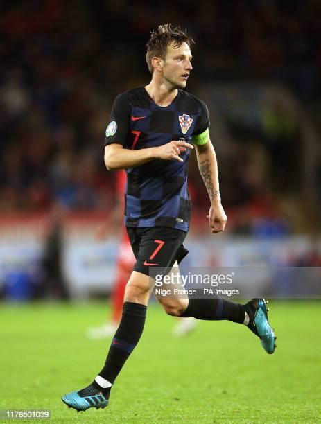 Croatia's Ivan Rakitic