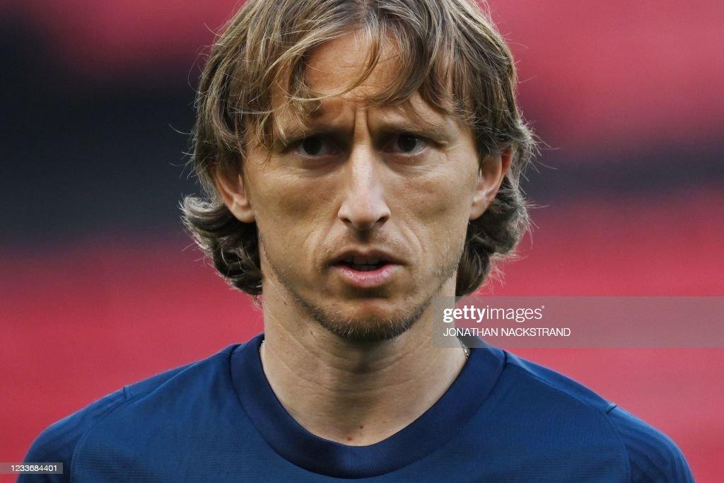 FBL-EURO-2020-2021-CRO-TRAINING : News Photo