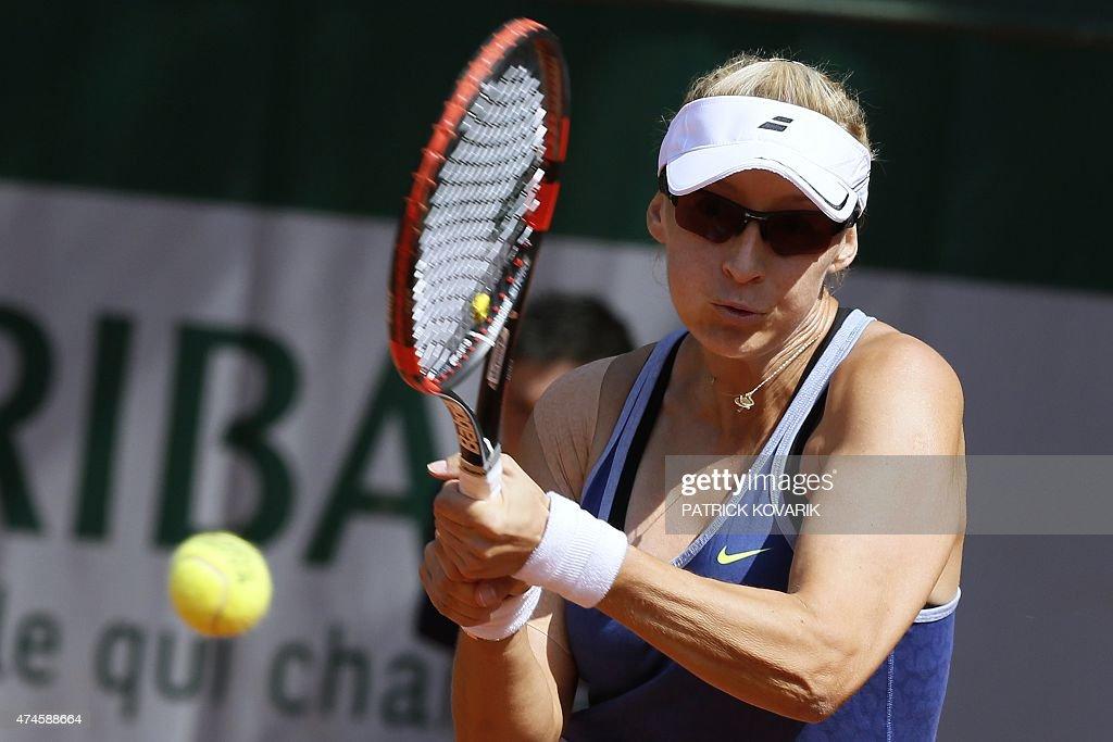 TENNIS-FRA-OPEN : News Photo