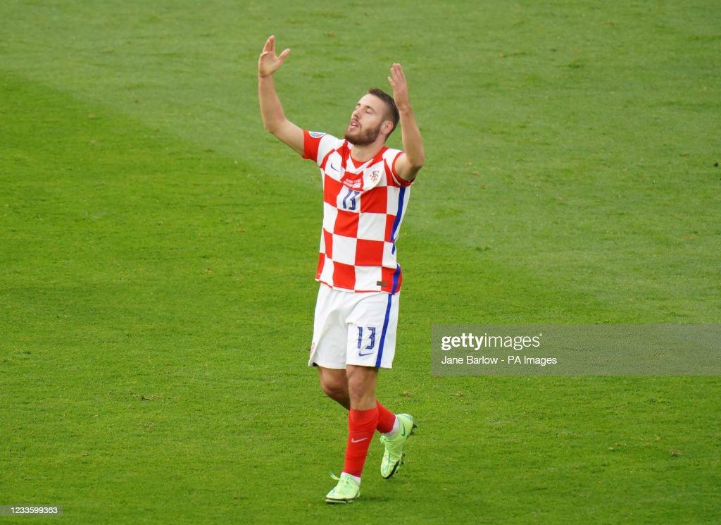 Croatia v Scotland - UEFA Euro 2020 - Group D - Hampden Park : News Photo