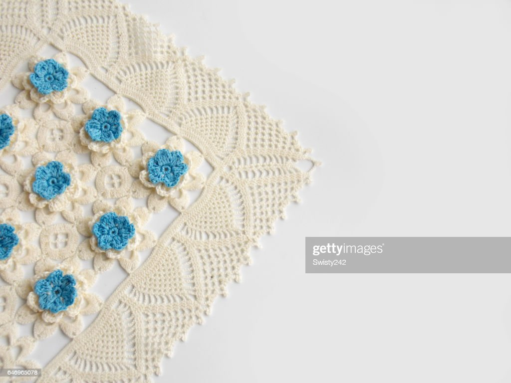 Crochet Background High Res Stock Photo Getty Images