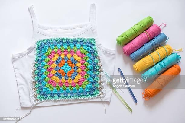 Crochet T Shirt