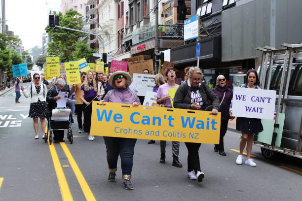NZL: Bowel Disease Patients To March On Pharmac And Parliament