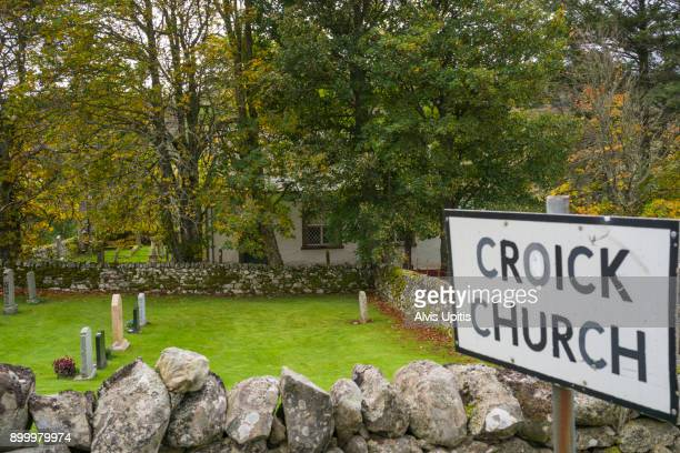 Croick Church Scotland