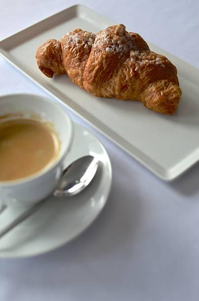 Croissant with \'marron glacé\' filling, at Le Salon... Pictures ...