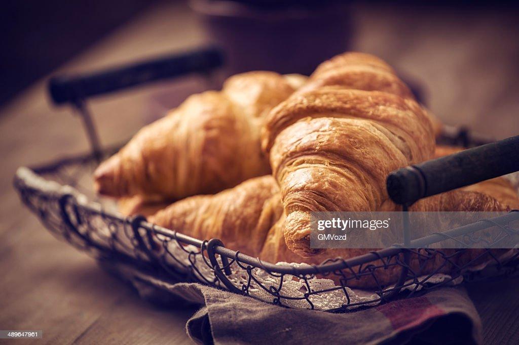 Croissants : Stock Photo
