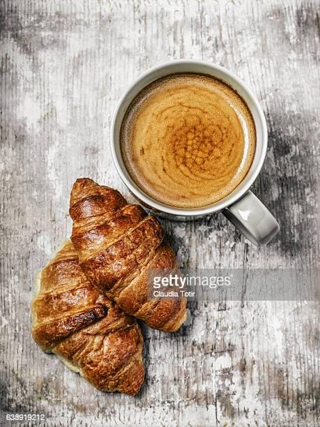 croissants - croissant stock pictures, royalty-free photos & images