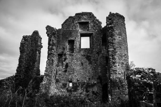 Crom castle ruins