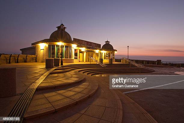 CONTENT] Cromer Pier in Norfolk England