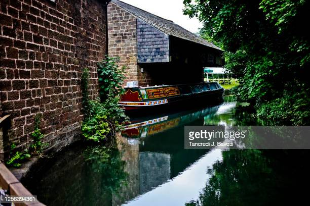 cromford mills - bavosi stock pictures, royalty-free photos & images