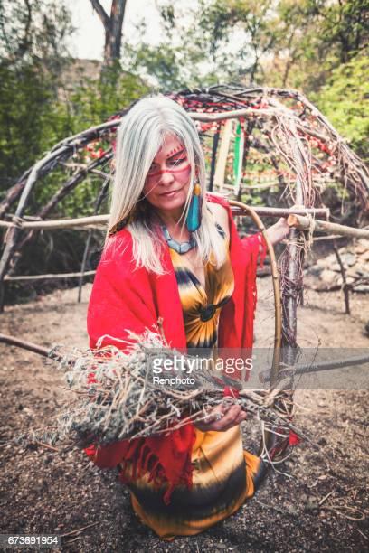 Crone: Stammes-Göttin