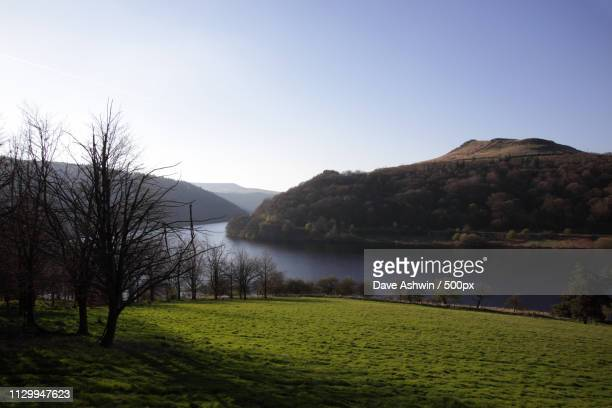 Crook Hill And Lady Bower Reservoir